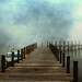 The Foggy Pier