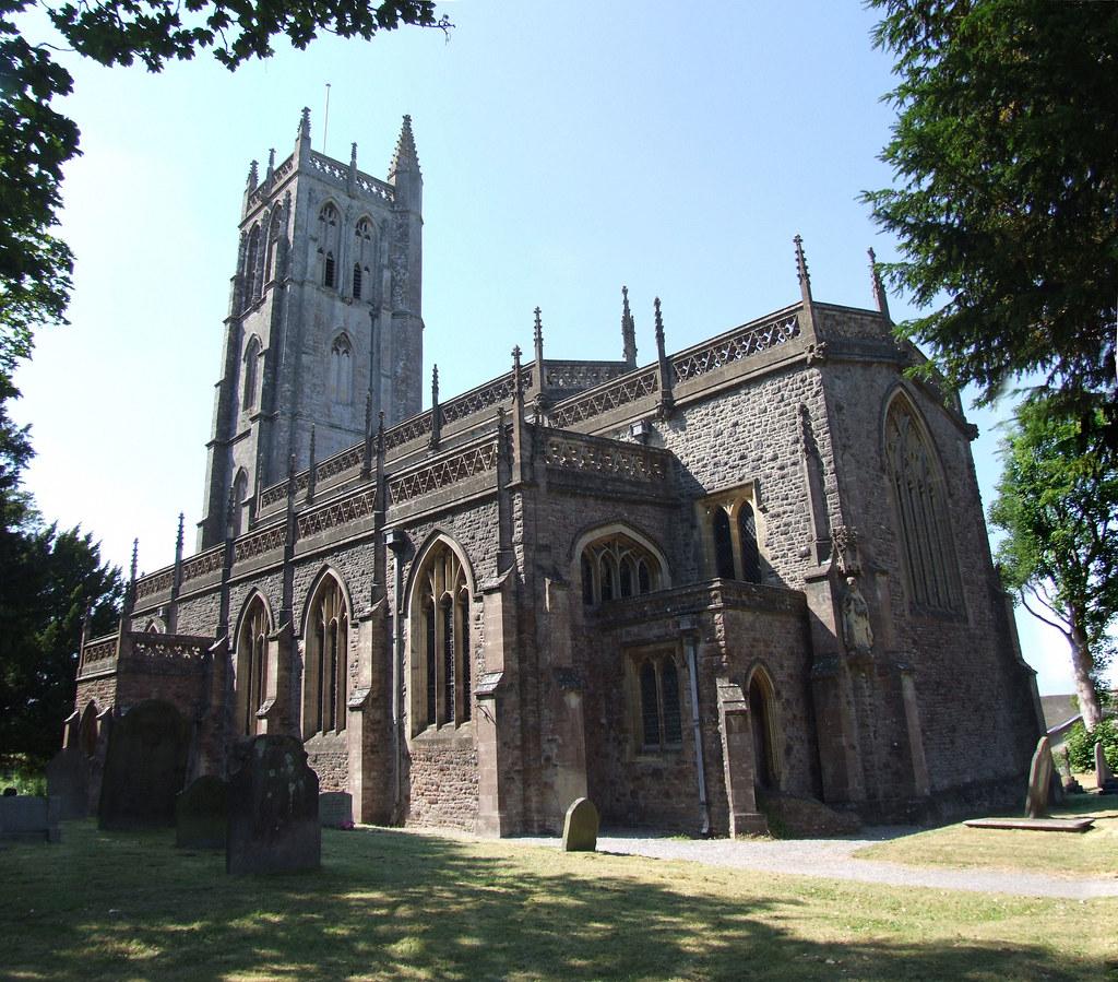 St Andrew's Church, Blagdon, Somerset