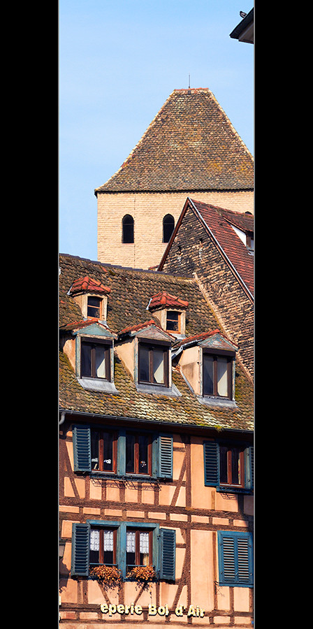Strasbourg la petite france merci wiki le quartier for Architecte 3d wiki