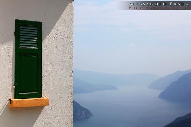 Una finestra sul lago d 39 iseo flickr photo sharing - Una finestra sul lago ...