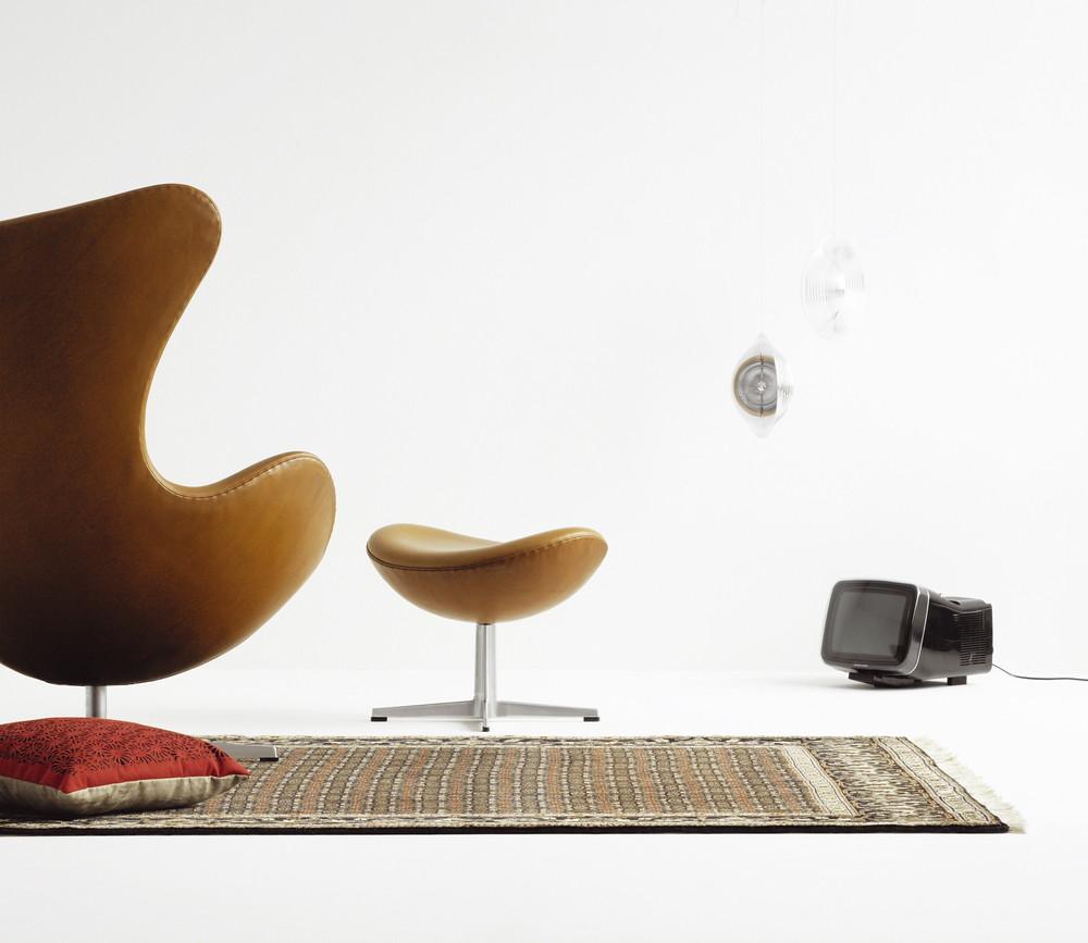 Arne Jacobsen Egg Chair And Ottoman In 1958 Arne Jacobsen Flickr