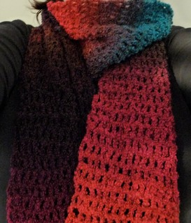 Crochet Scarf | by M@rg sunshineparadise