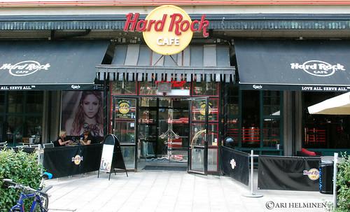 Hard Rock Cafe Stockholmsweden
