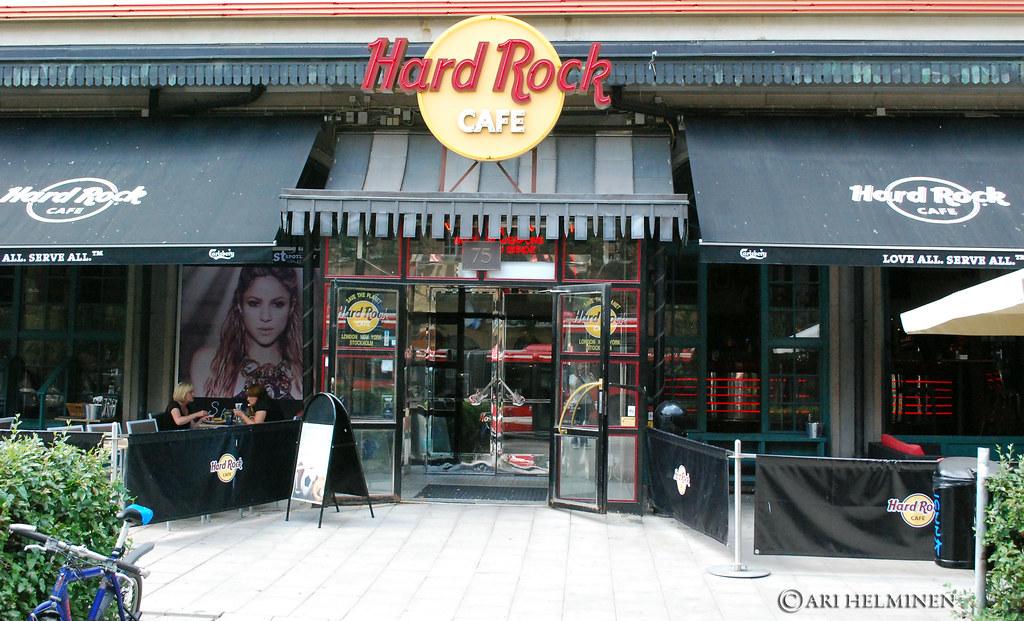 Hard Rock Cafe Sweden