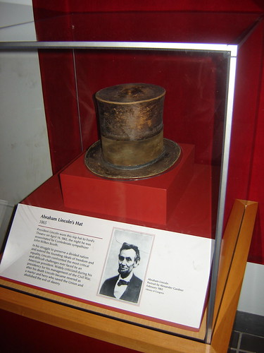 Abraham Lincoln S Top Hat The National Museum Of