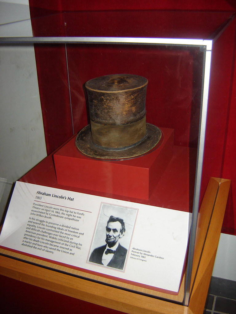 abraham lincolns top hat the national museum of