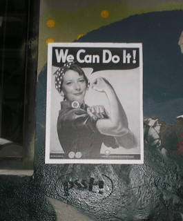 We Can Do It! | by phoenix the street artist