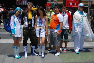 Most of Eureka 7 Cosplayers | by While Petting My Cat