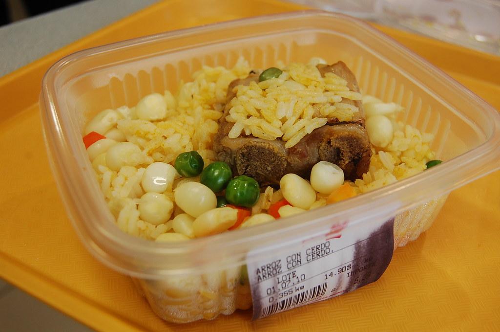Arroz con cerdo soles yusuke kawasaki flickr - Arroz con verduras y costillas ...