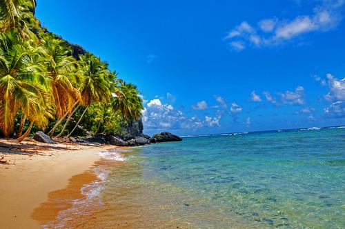Playa Fronton (Desert Beach) -  Samanà - Rep. Dominicana