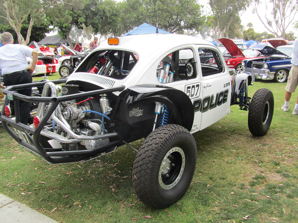 Vw Baja Bug By El Centro Police El Centro California