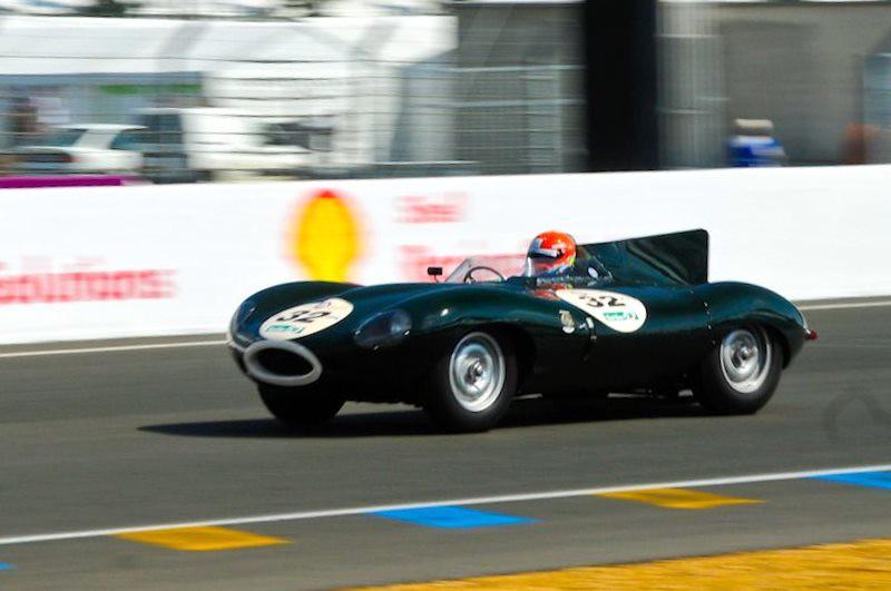 2010 Jaguar D Type photo - 2