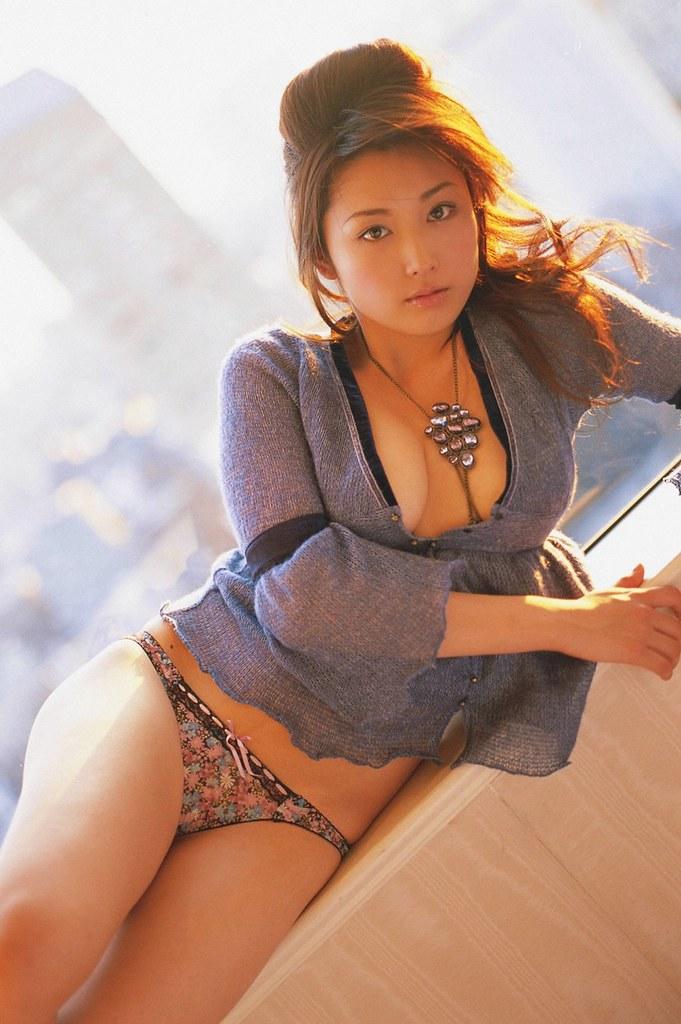 idol Mitsuya yoko gravure
