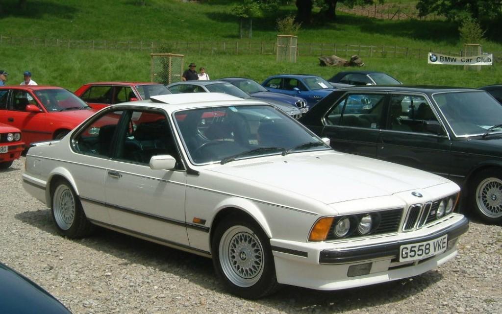 E24 M635 Coupe Alpine White Ii Bmw Car Club Gb Amp Ireland
