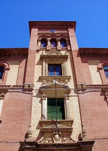 Edificio de correos guadalajara espa a esta imagen for Edificio correos madrid