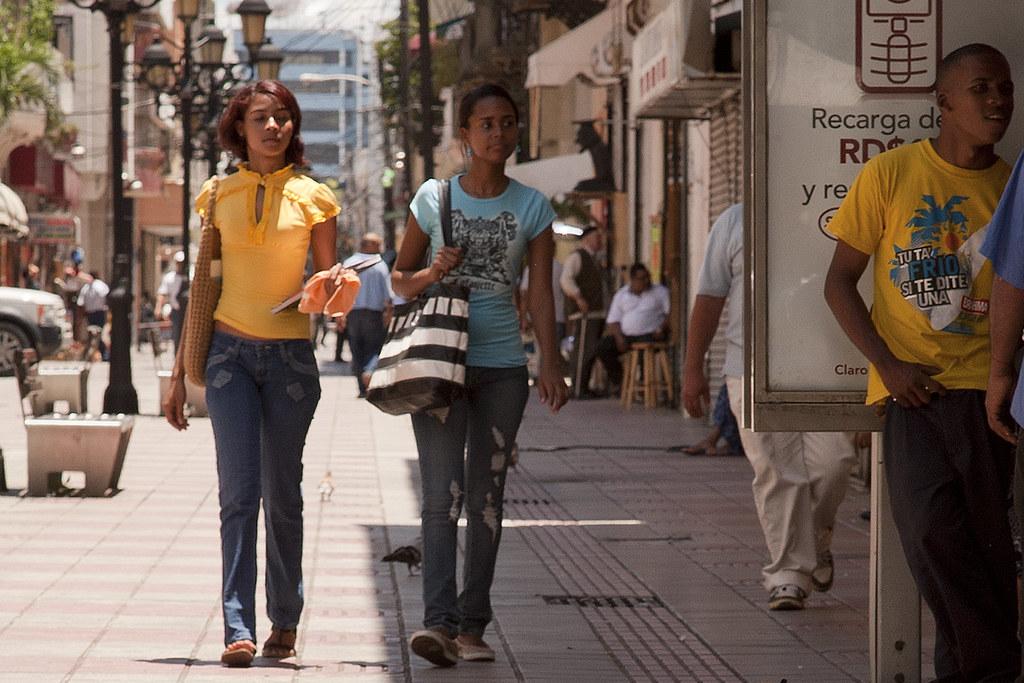 Fashion In Dominican Republic