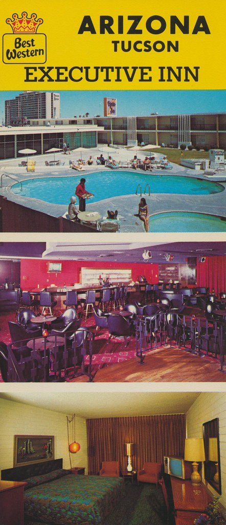Executive Inn - Tucson, Arizona