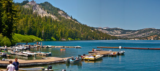 Echo Lake Panorama | by stephencurtin