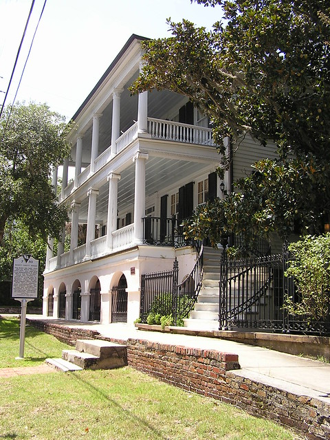 Beaufort craven street maxcy rhett house beaufort sc for Beaufort sc architects