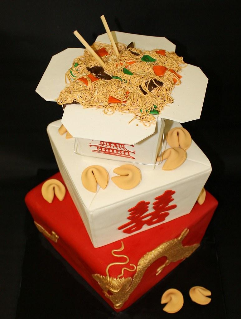 Designer Cake For A Man