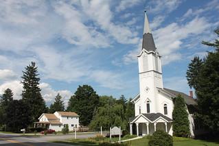 Presbyterian Church Point Loma Area Across From Movie Theatre