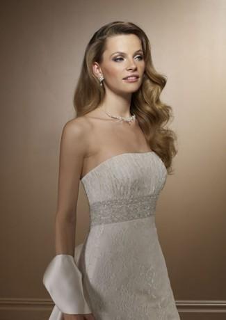 Strapless bridal gowns strapless wedding dresses for for Bracelet for wedding dress