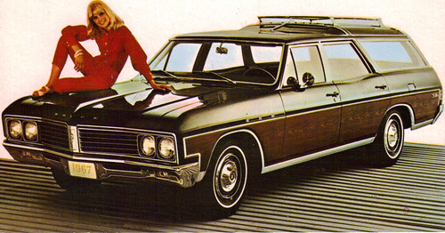 1967 Buick Sportswagon with Skyroof | by coconv