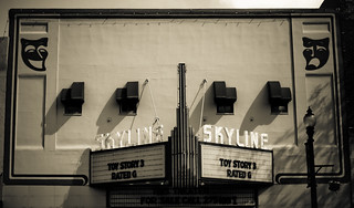Skyline Theatre | by TooMuchFire