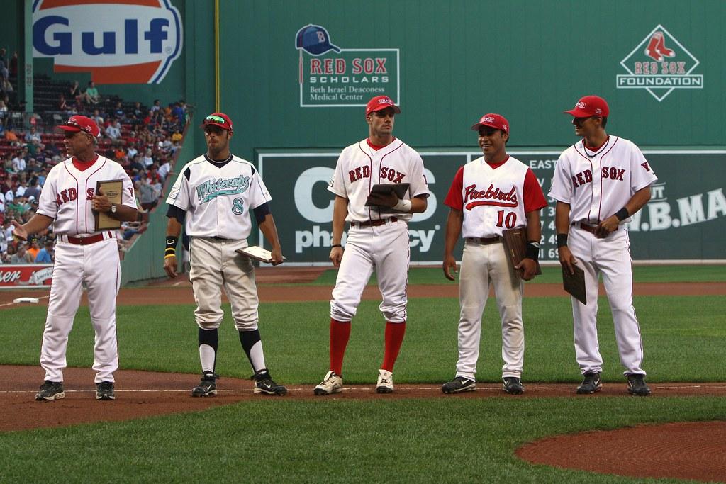 2010 Cape Cod Baseball League All Star Game July 28 201