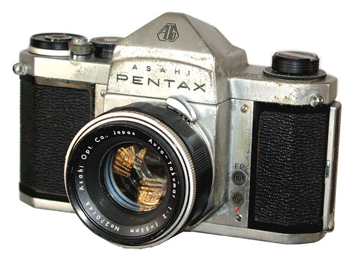 Vintage Pentax H2 | by ishoothorizon