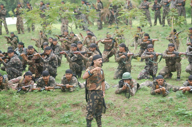 Indian Army Special Forces Training