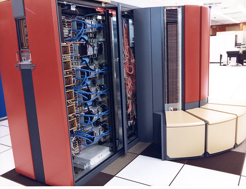 the main features of the cray computer