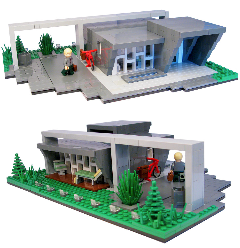 Ish j house when i was in denmark a week ago i visited for Lego house original