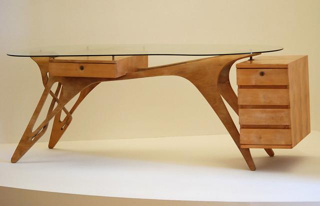 pompidou center desk of scandinavian design flickr photo sharing. Black Bedroom Furniture Sets. Home Design Ideas