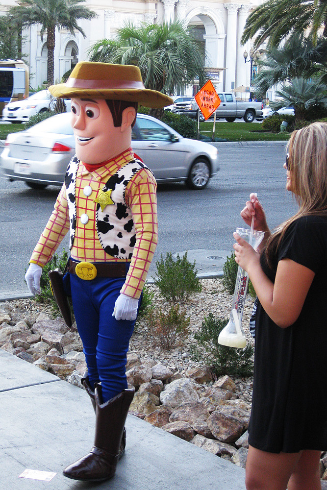 Walking The Strip – Toy Story Woody | Walking The Strip – To ...