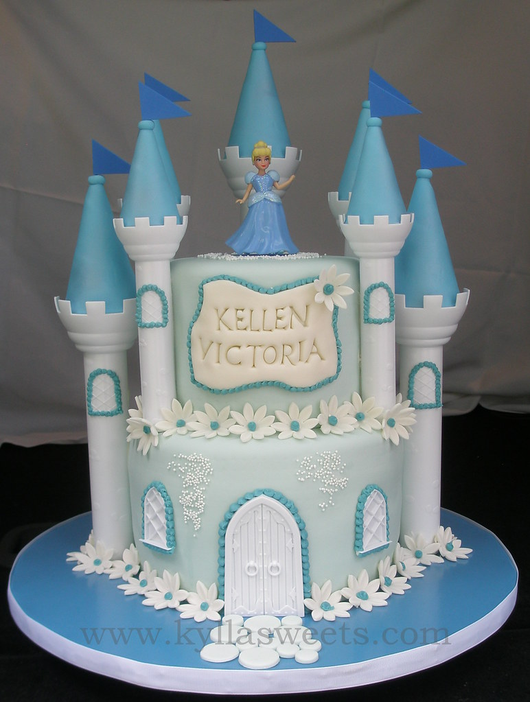 Cinderella Castle Cake Fernanda Lopes Flickr