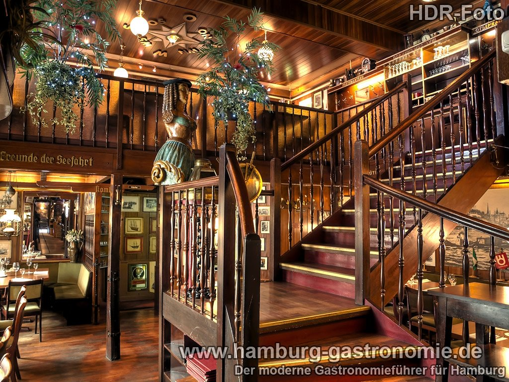 Old commercial room for Hippes hotel hamburg