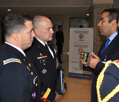 Marrakech Security Forum, January 2011 | by US Army Africa