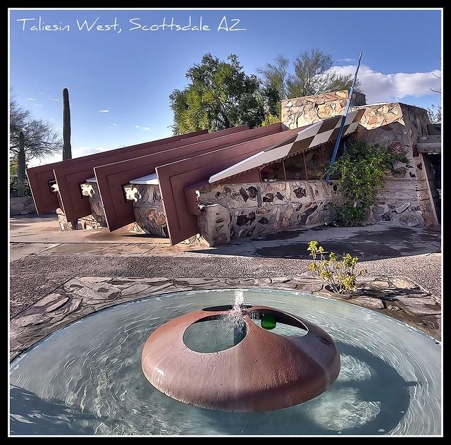 Taliesin Tours Scottsdale