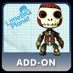 LittleBigPlanet - Zombie Costume | by PlayStation.Blog