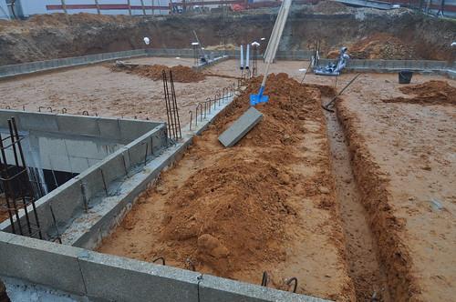 Maison air et lumi re 16 02 2011 suivez le chantier en for Maison saine air et lumiere