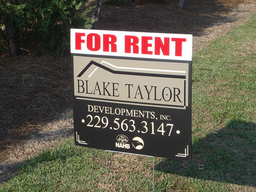 FOR RENT by Blake Taylor | by faul