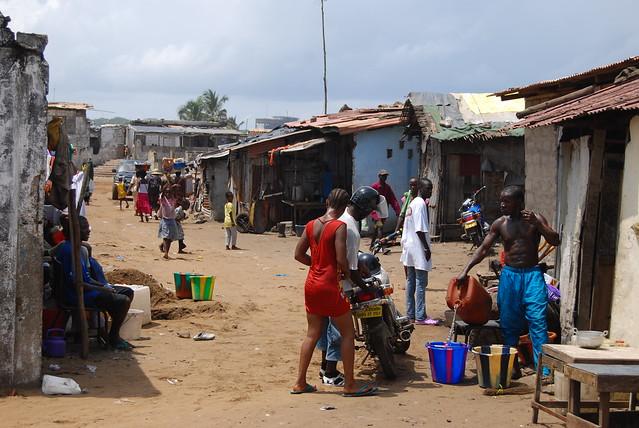 Slum Of Monrovia Flickr Photo Sharing