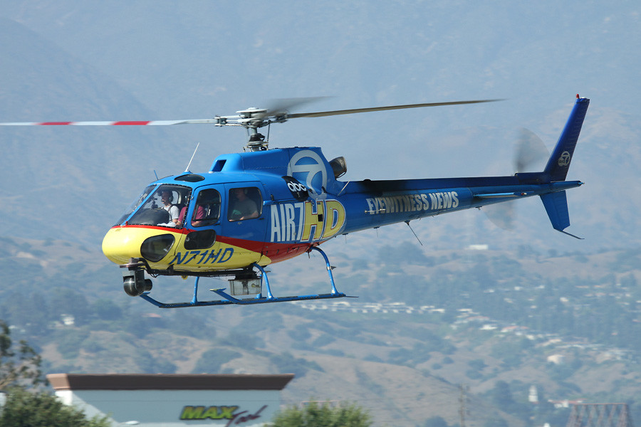 ABC7 News Helicopter
