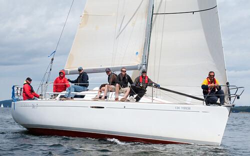 Salt Spring Island Sailing Race