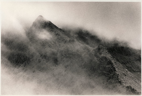 Beenkeragh Ridge, Macgillycuddy Reeks, Co Kerry, Ireland (Print) | by Martins Photo Scrap Book