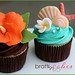 Hawaiian Wedding Cupcakes