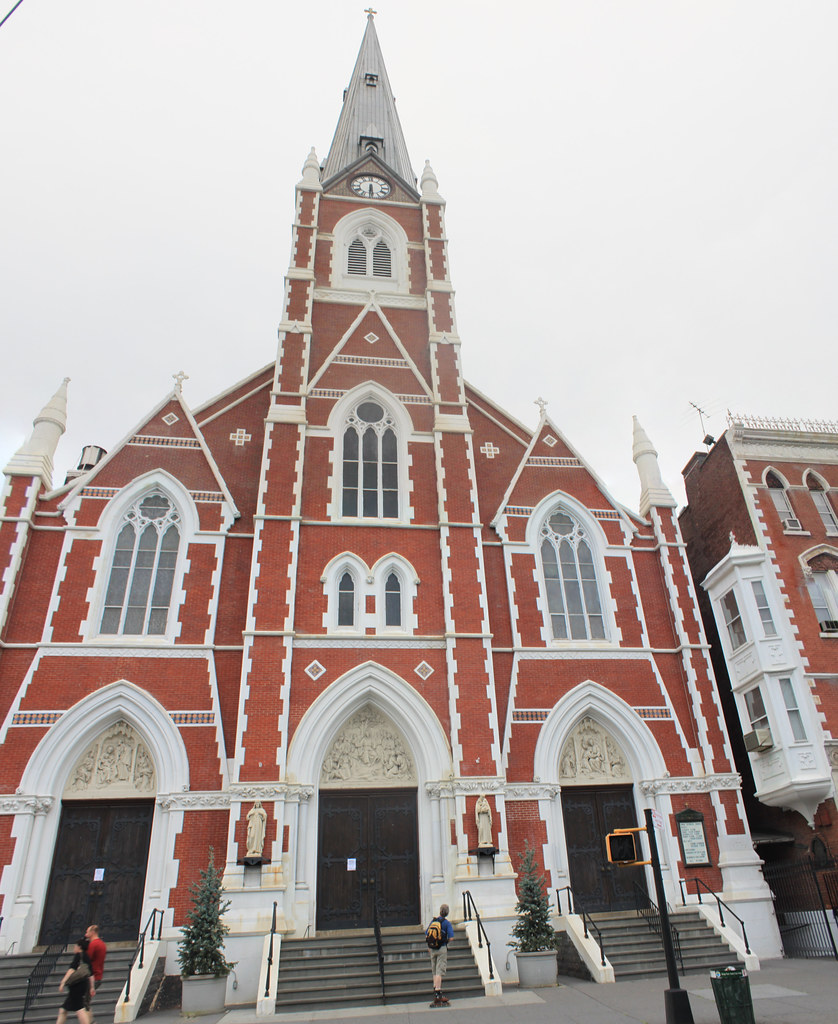 Island Park Catholic Church