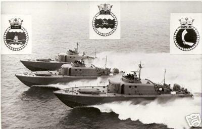 HMS Scimitar, Cutlass & Sabre | Jack Russell | Flickr