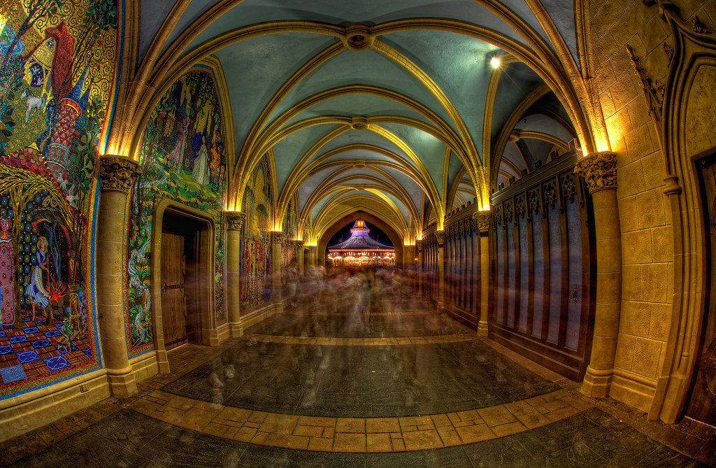 Cinderellas Glass Slipper Magic Kingdom - The Gh...